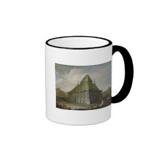The Seven Wonders of the World Ringer Mug