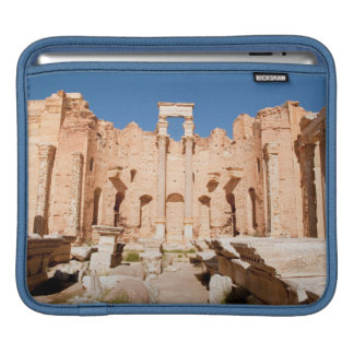 The Severan Basilica, Leptis Magna, Al Khums 2 Sleeves For iPads