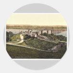 The Severn Bridge, Sharpness, England rare Photoch Sticker