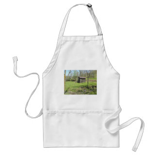 The Shack Adult Apron