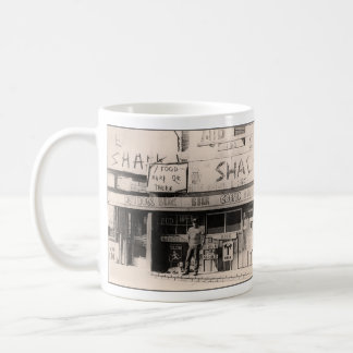 The Shack, Playa del Rey 1972 Coffee Mug