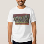 The Shades - Large Letter Scenes Shirt
