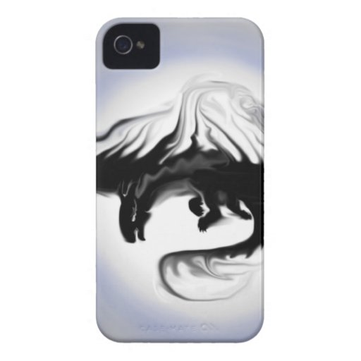 The Shadow in the Light iPhone 4 Case-Mate Cases