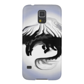 The Shadow in the Light Galaxy S5 Case