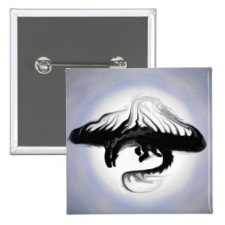 The Shadow in the Light Pinback Button
