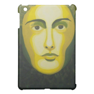The Shadow Knows iPad Case