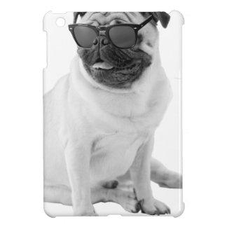 The Shady Pug (B&W) iPad Mini Case