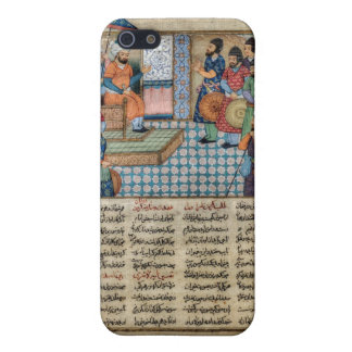 The Shahnama iPhone 5 Cases