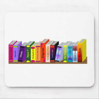 The Shakespeare Collection Mouse Pad
