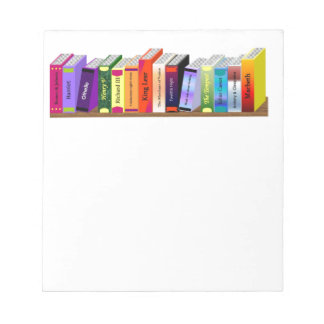 The Shakespeare Collection Notepad