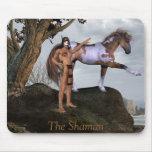 The Shaman Mouse Mats