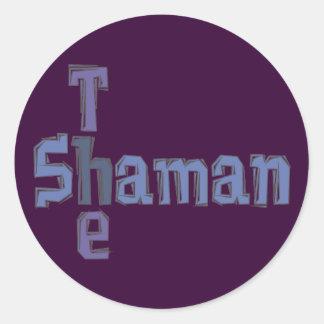 the shaman sticker