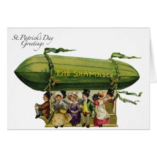 The Shamrock Ride Cards