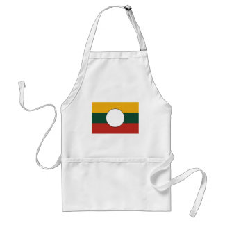 the Shan State Myanmar Aprons