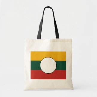 the Shan State Myanmar Canvas Bag