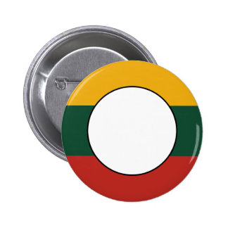 the Shan State Myanmar Pinback Button
