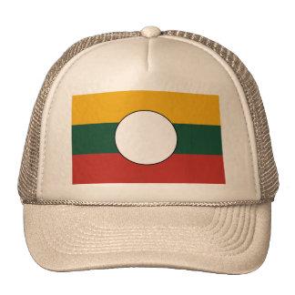 the Shan State Myanmar Mesh Hat