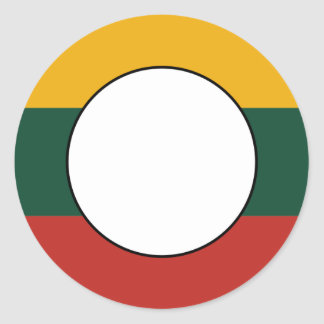 the Shan State Myanmar Sticker