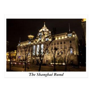 The Shanghai Bund, China Postcard