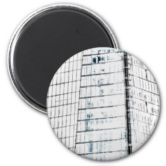 The Shard Abstract Art Refrigerator Magnets