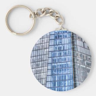 The Shard Abstract Keychain