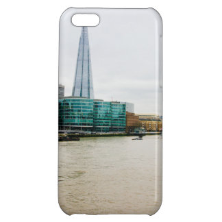 The Shard and river Thames, London UK Case For iPhone 5C