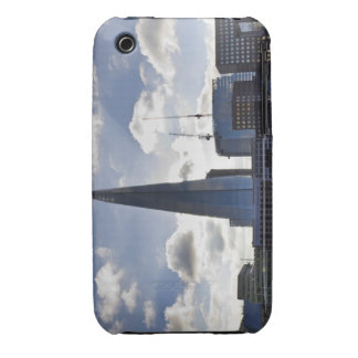 The Shard and South Bank London iPhone 3 Case