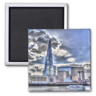 The Shard and South Bank Fridge Magnets