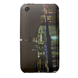 The Shard and Southbank London iPhone 3 Case