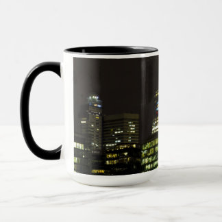 The Shard and Southbank London Mug