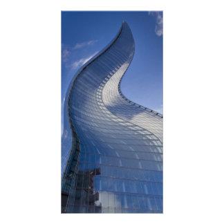 The Shard Bend Custom Photo Card