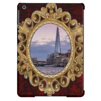 The Shard In The Evening London UK iPad Air Cover