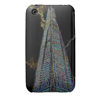 The Shard London Art Case-Mate iPhone 3 Cases