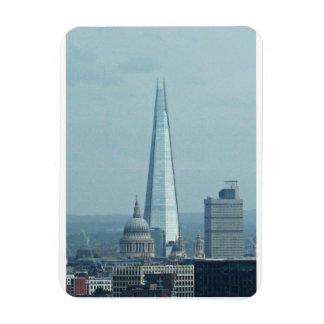 The Shard, London Rectangular Magnets