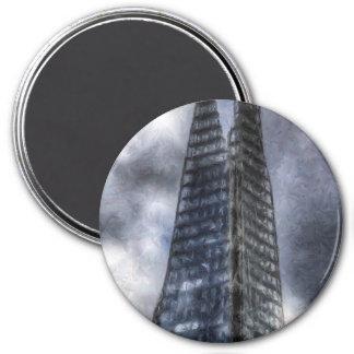 The Shard of Shards Fridge Magnets