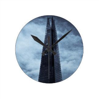The Shard Round Clock