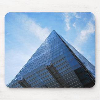 The Shard Skyscraper London Mouse Pad
