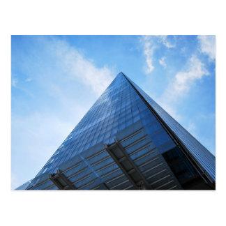 The Shard Skyscraper London Postcard