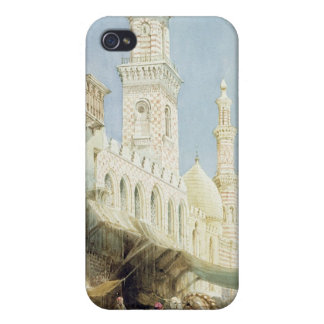 The Sharia El Gohargiyeh, Cairo Cases For iPhone 4