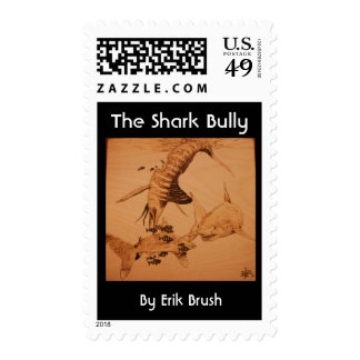 The Shark Bully Stamp