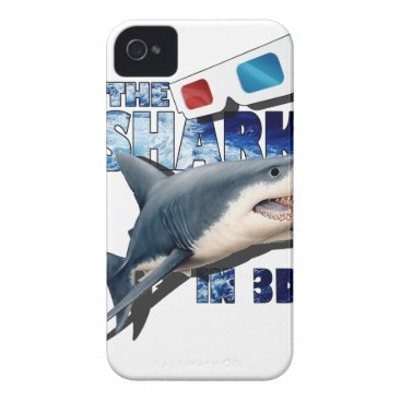 Beach Themed The Shark Movie Case-Mate iPhone 4 Case