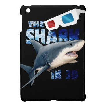 Beach Themed The Shark Movie iPad Mini Cover
