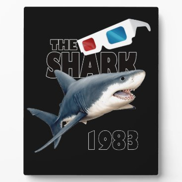 Beach Themed The Shark Movie Plaque