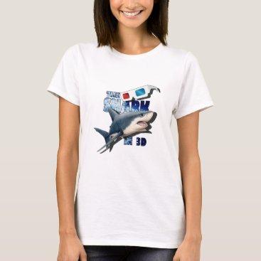 Beach Themed The Shark Movie T-Shirt
