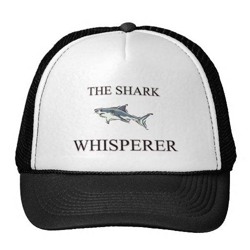 The Shark Whisperer Trucker Hat