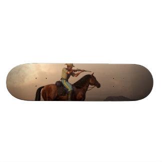 The Sharpshooter Skate Decks