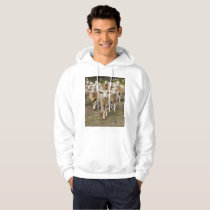 The Sheep Come Marching In Hurrah, Hoodie