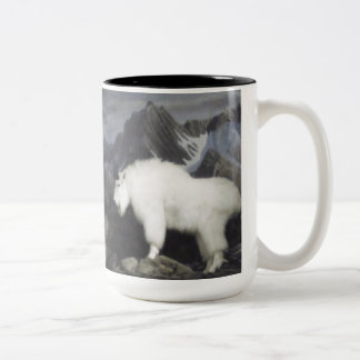 The Sheep & the Goats Two-Tone Coffee Mug