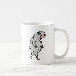 The Sheeple are here. Classic White Coffee Mug