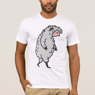 The Sheeple are here. T-Shirt